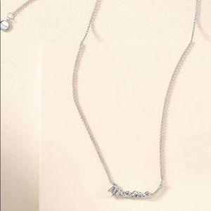 Stella & Dot Mama necklace
